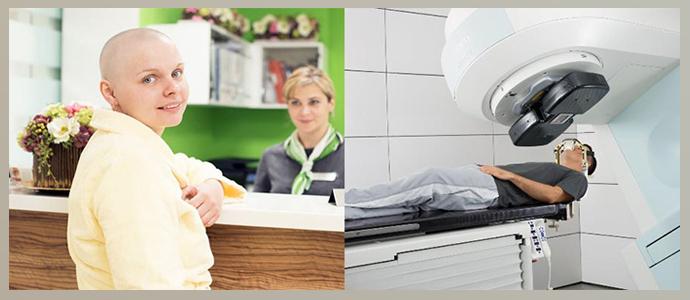Химиотерапия, Радиотерапия